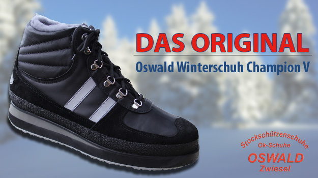 Das Original - Winterschuh Champion V